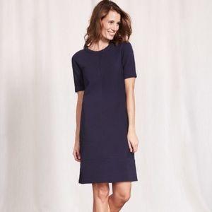 Boden Hattie Shift Ribbed Textured Dress